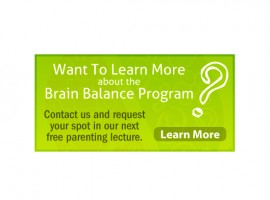 Banner by The Virtue Agency | Brain Balance