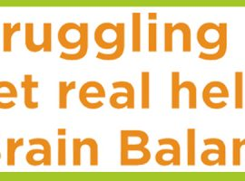 Banner Ad by The Virtue Agency | Brain Balance Centers