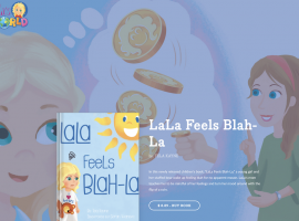 LaLa's World Website