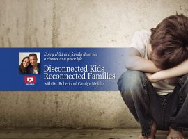 Disconnected Kids, Reconnected Families YouTube Channel Design